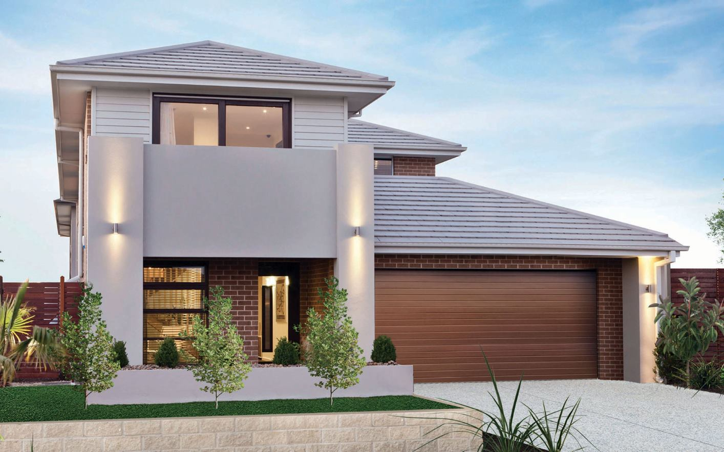 Rawson Homes Custom Collections luxury package