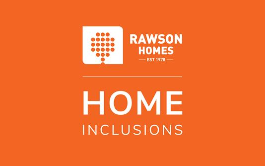 Rawson Homes Home Inclusions Tile