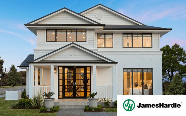 Rawson Homes James Hardie
