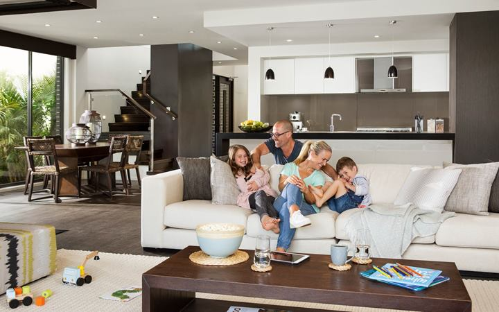 Rawson Homes Living Space for Life
