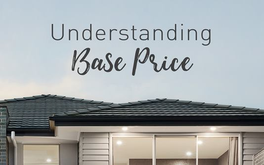 Understanding Base Price tile