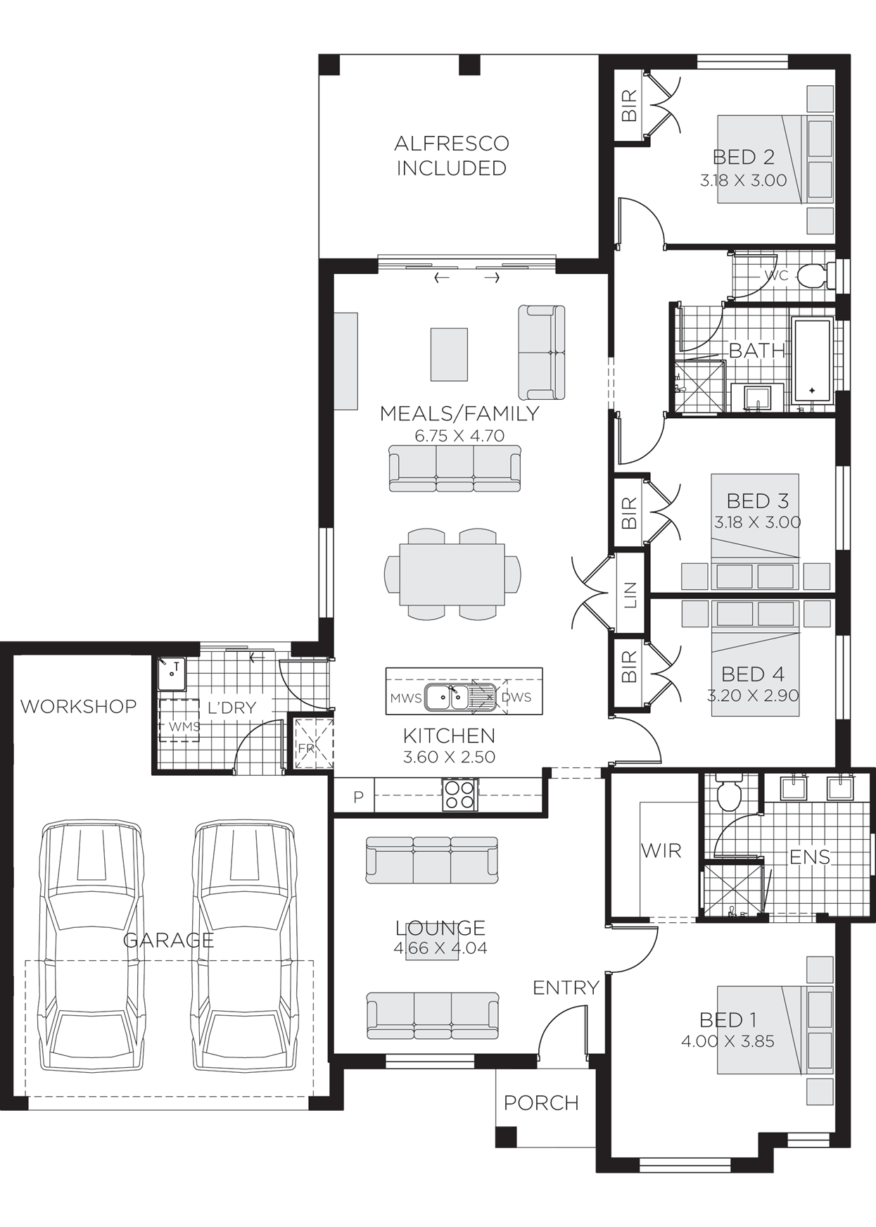 Brookfield 23 GroundFloor