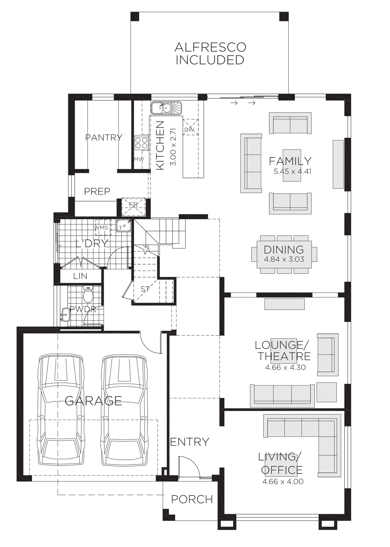 Chifley 37 MKII Ground Floor