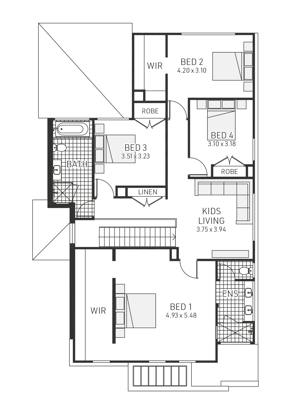Corrima 33 Floorplan