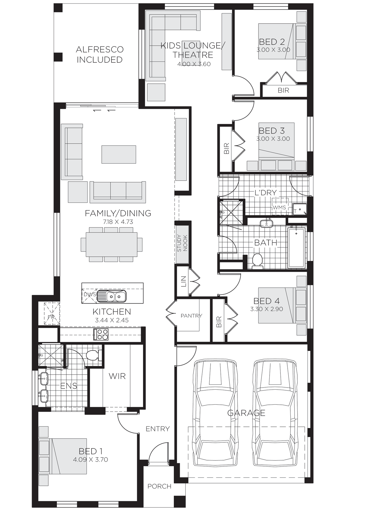 Fairview MKV GroundFloor