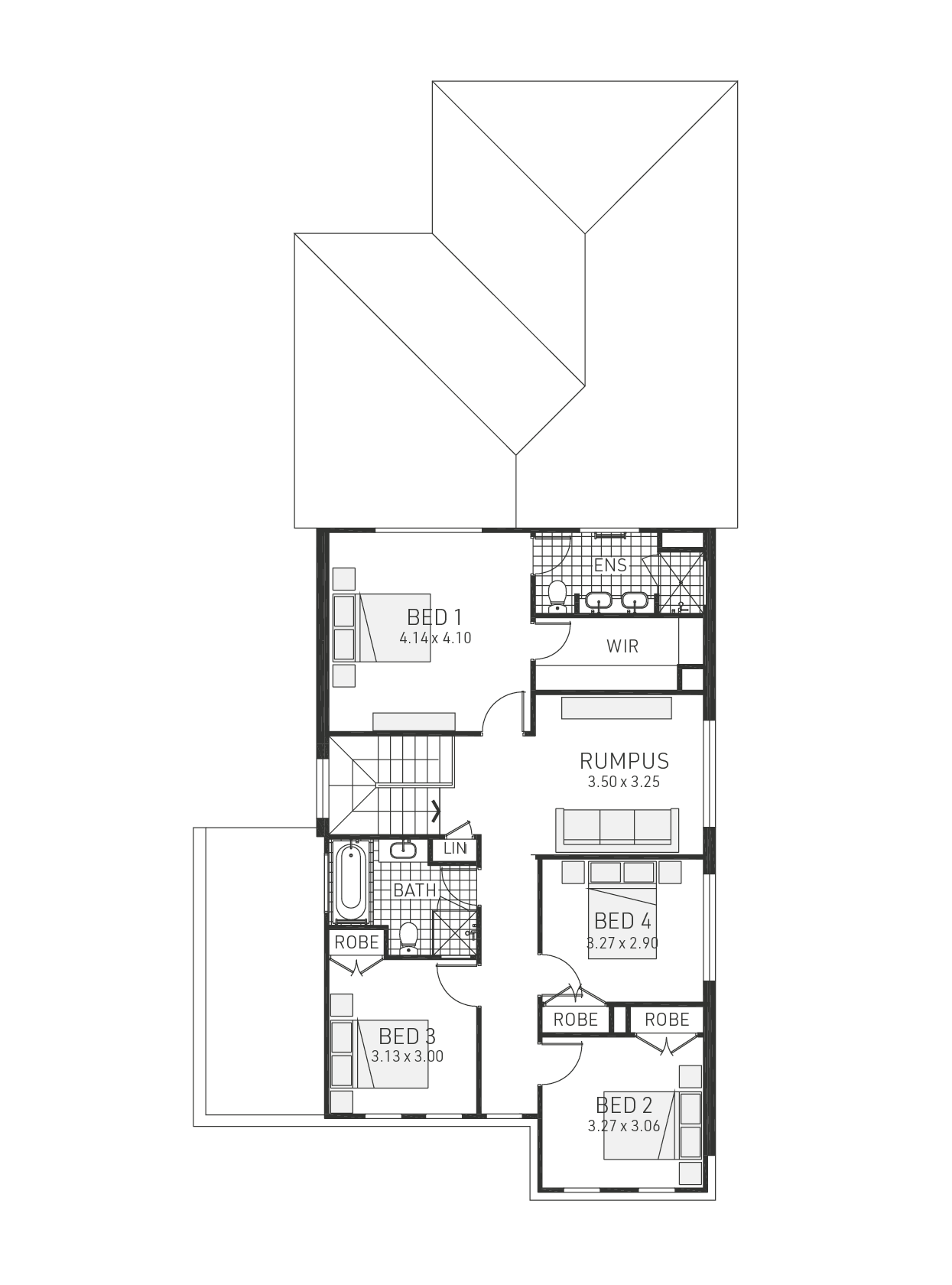Huntley 31 Floorplan