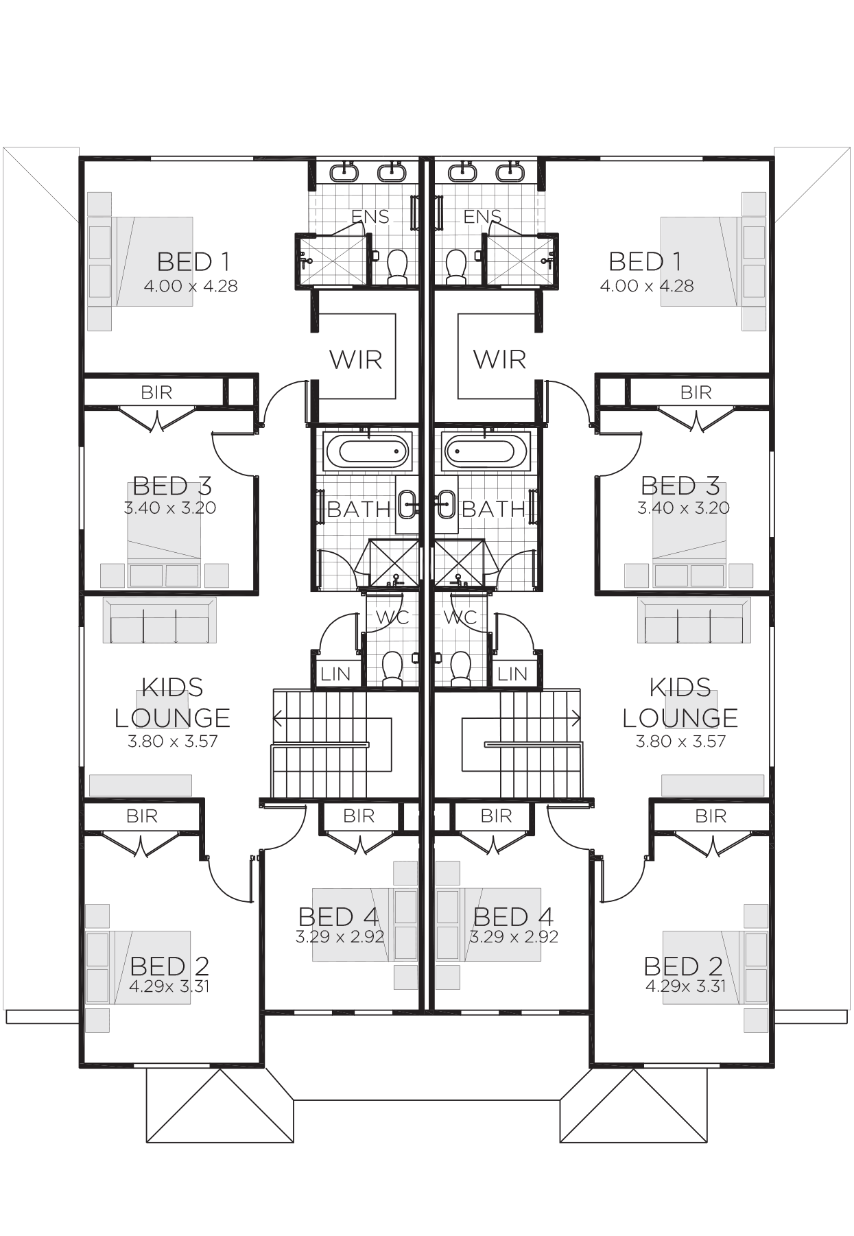 Seville 26 Classic First Floor Plan