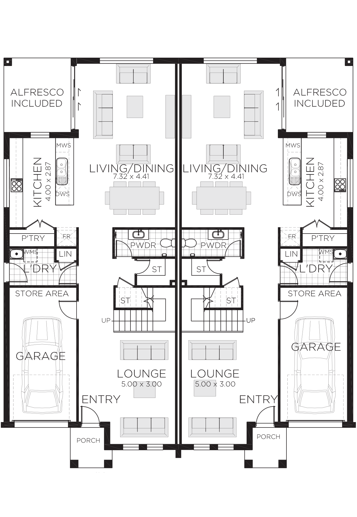 Medina Classic Ground Floor Plan