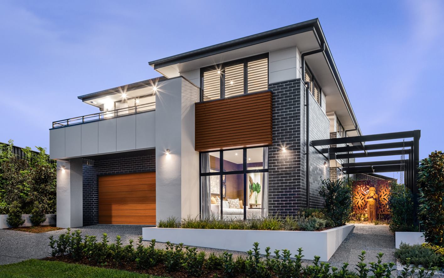 Balmoral Home Design Double Storey House Plans Rawson Homes