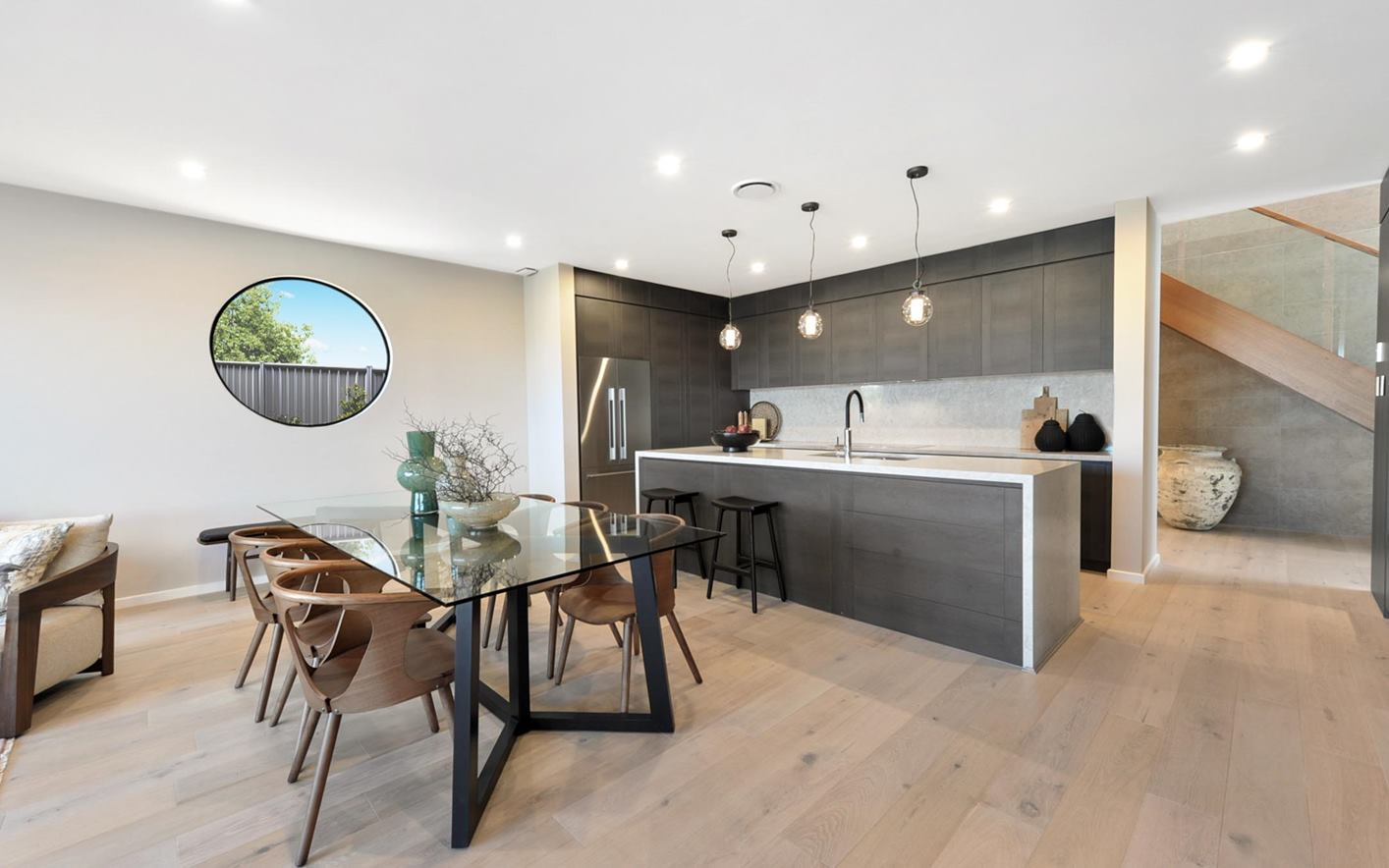 Corrima House Design Kitchen Dining