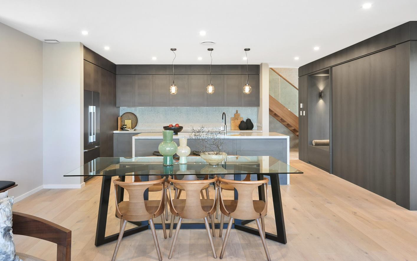 Corrima House Design Kitchen and Dining