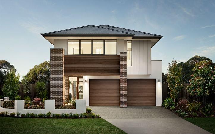 Harrington home design by Rawson
