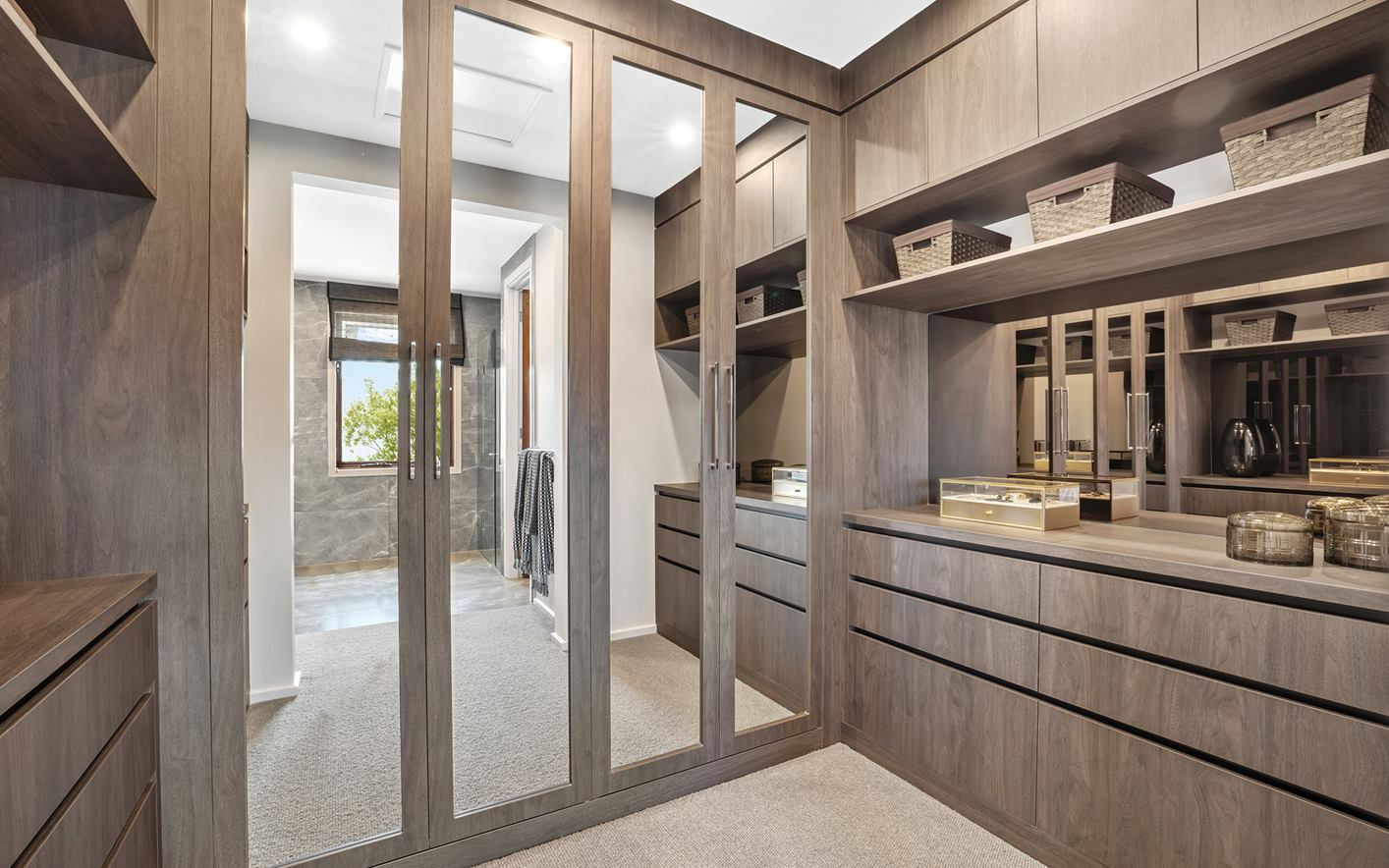 Rawson Homes Huntley design Willowdale II display