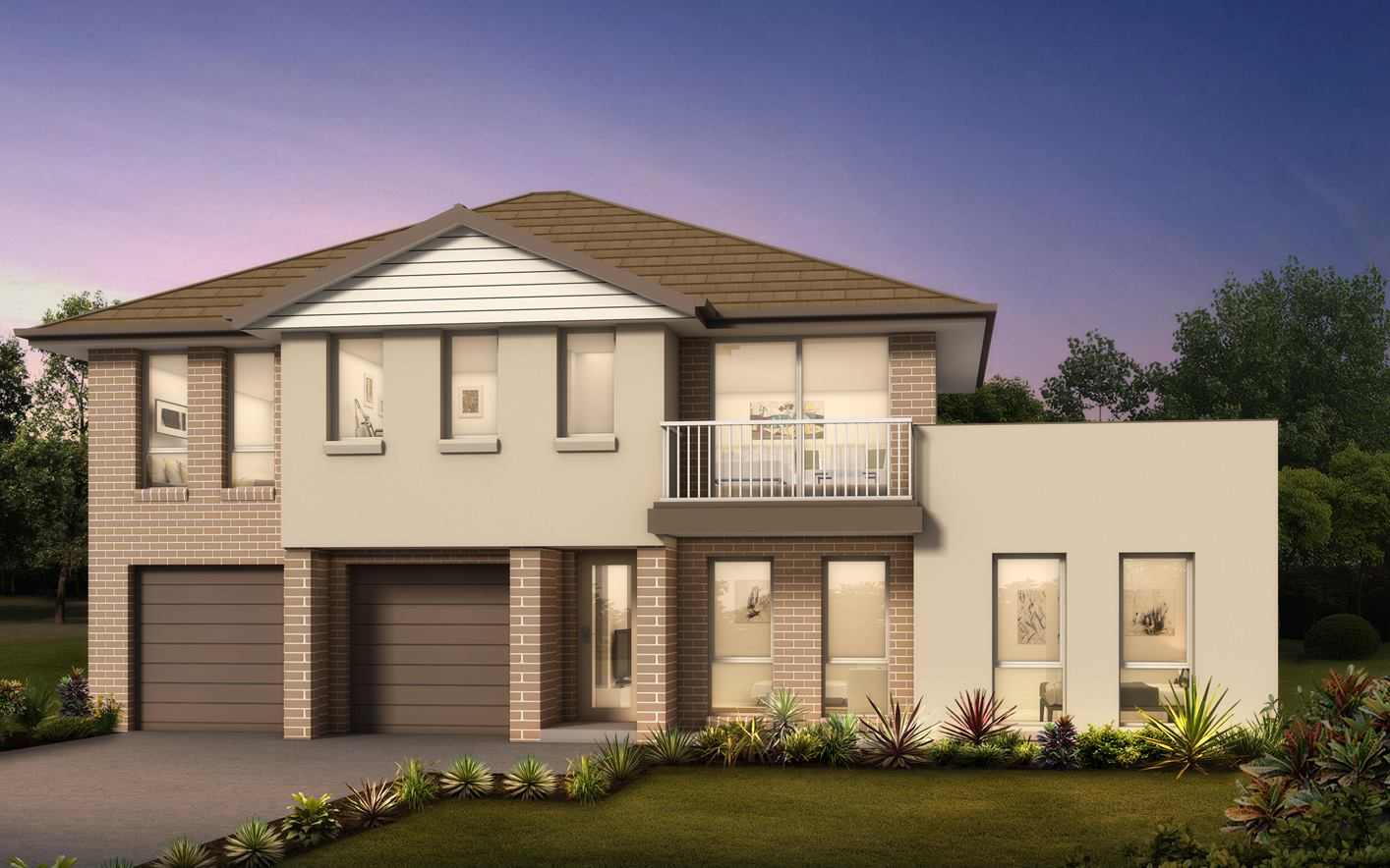 Medway Home Design with Regal Facade