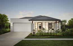 Metford Home Design with Aspire Facade Googong