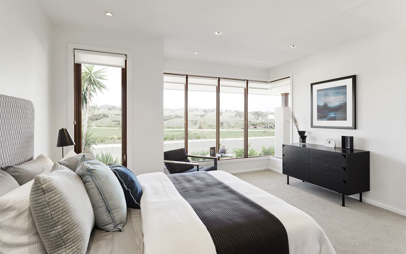 Metford Home Design Bedroom