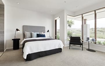 Metford Home Design Master Bedroom