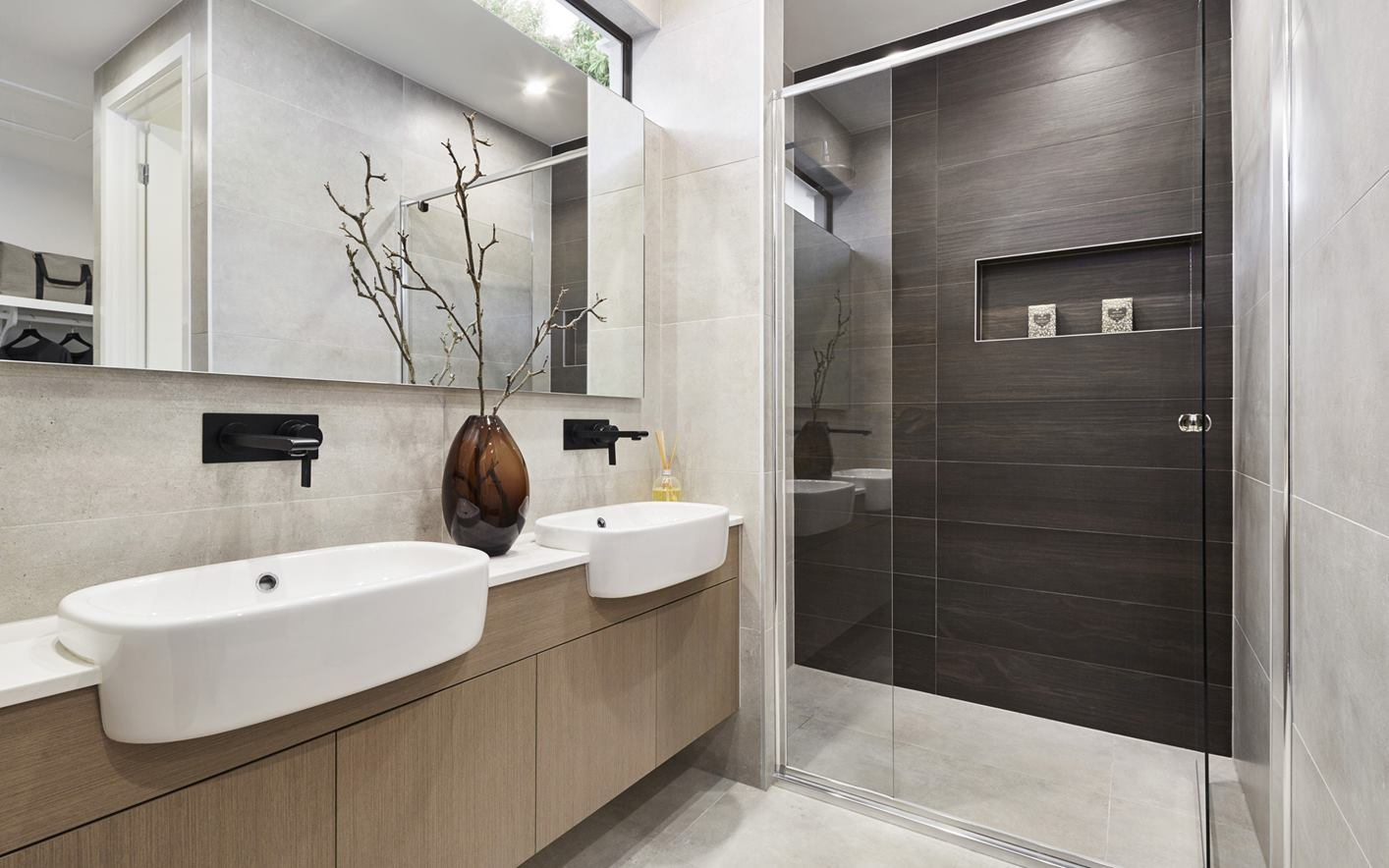 Metford Home Design Ensuite