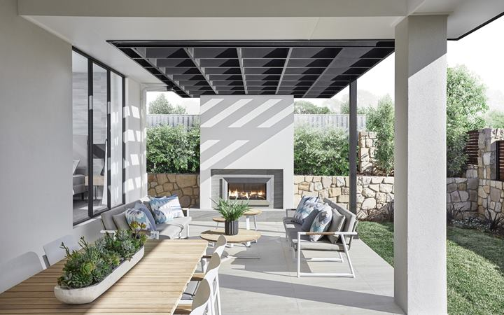 Orelia Home Design Alfresco