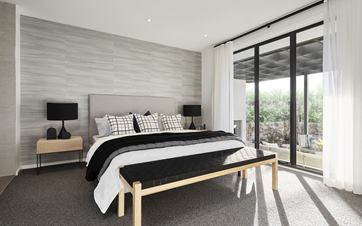 Orelia Home Design Bedroom