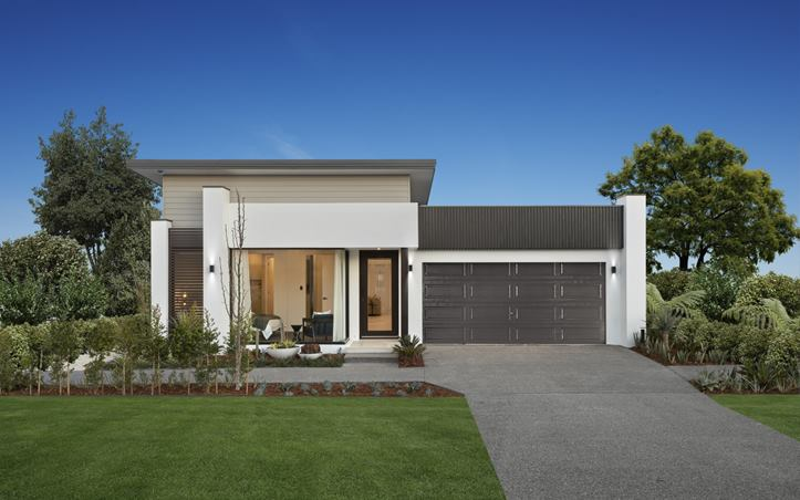 Oxford Home Design with Elite Facade