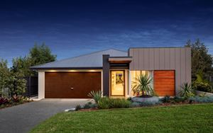 Portland with Elite Facade at HomeWorld Warnervale
