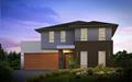 Seaview House Design with Classic Facade