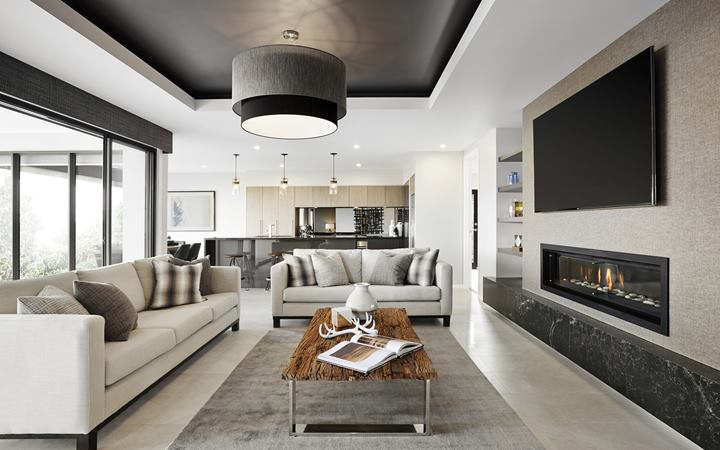 Serene Home Design Main Lounge