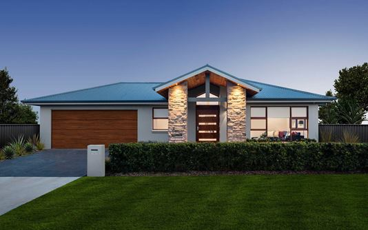 Southport Home Design at Oran Park