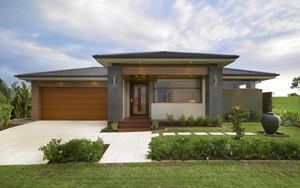Stroud Home Design with Vogue Facade