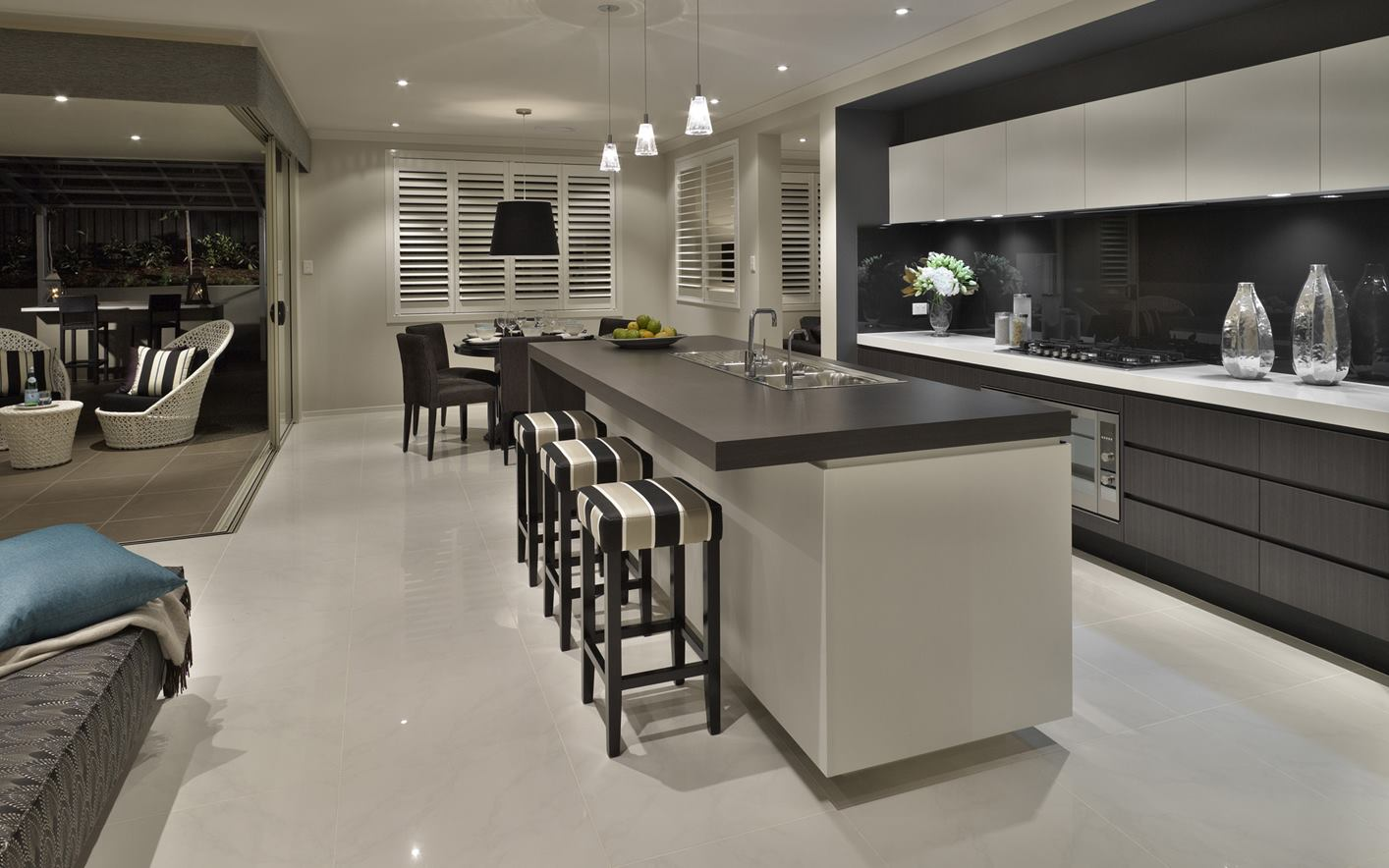 Stroud Design Kitchen and Dining