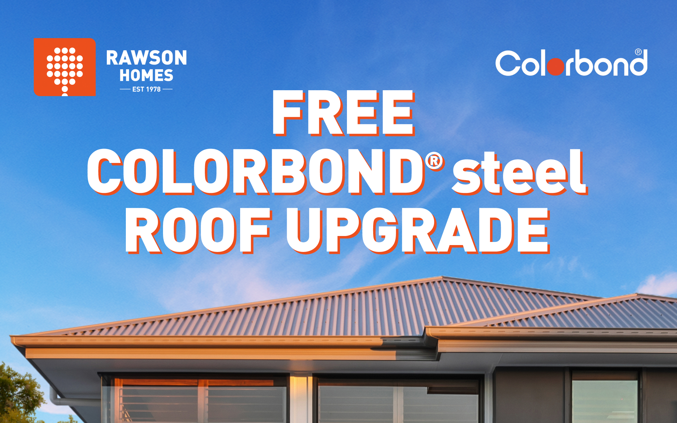 Free Colorbond Steel